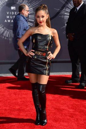 Ariana Grande - 2014 MTV Video Music Awards (Foto: Reprodução)