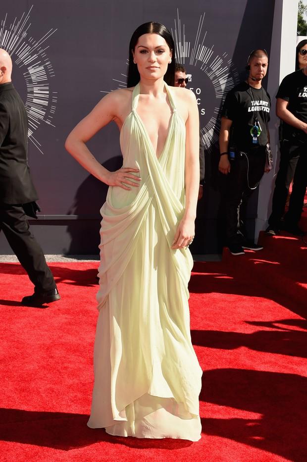 Jessie J - 2014 MTV Video Music Awards (Foto: Reprodução)