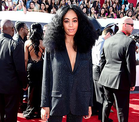 Solange Knowles - 2014 MTV Video Music Awards (Foto: Reprodução)