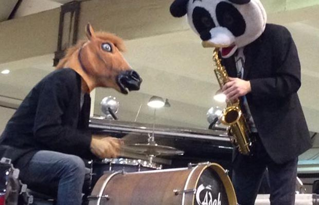 Sax in the beats